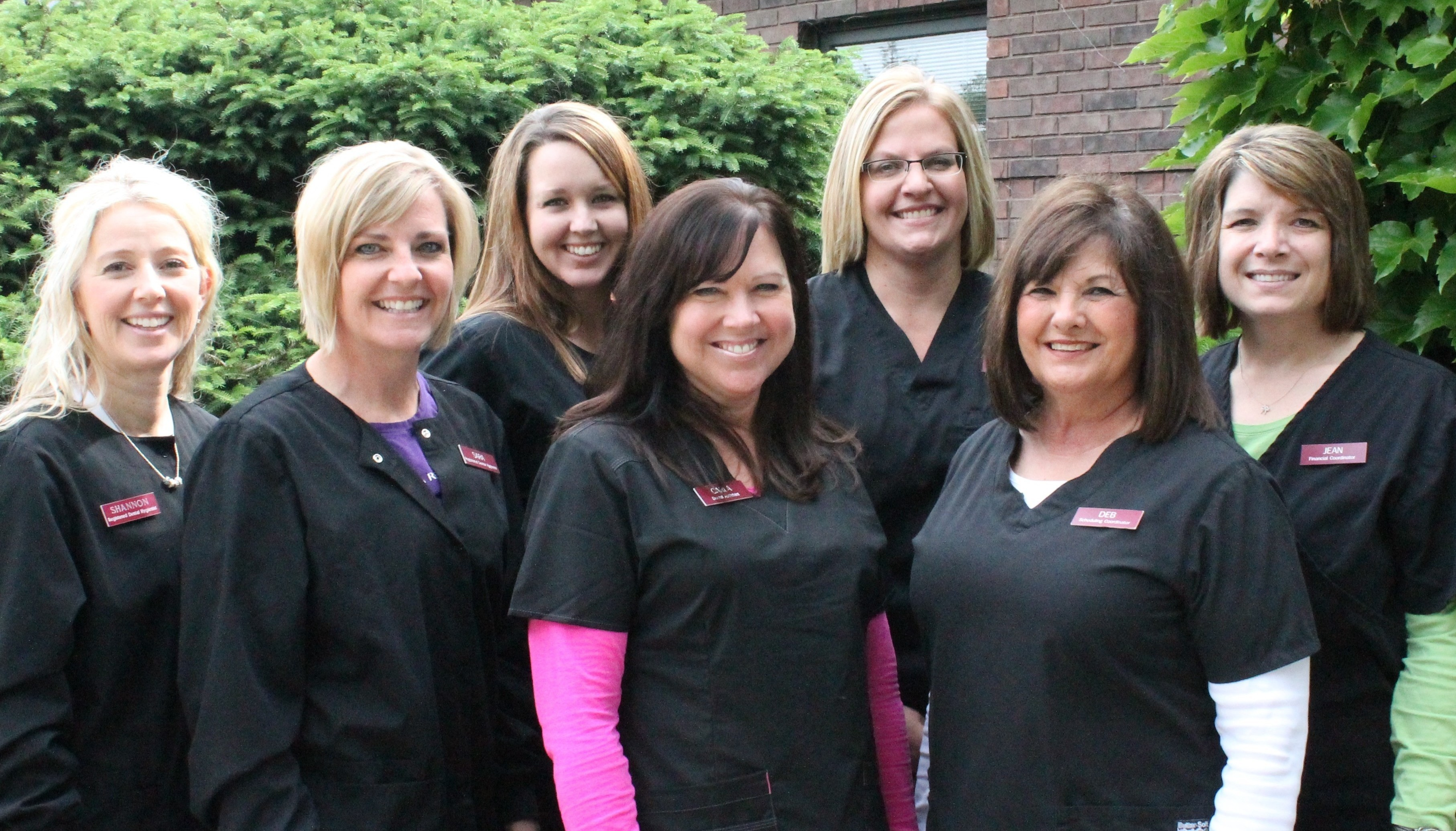 The amazing staff and Nye Avenue Dental!